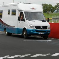 Wirraway 260 Motorhome Built 2008 powered by Mercedes Benz Sprinter Model 580